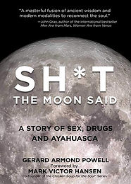 Sh*t the moon said by Gerard Armond Powell
