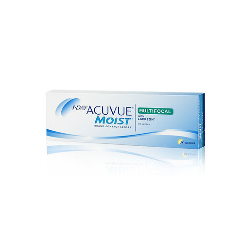 1·Day Acuvue Moist for Multifocal