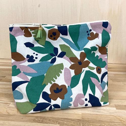 Trousse feuilles colorées - Pagatou