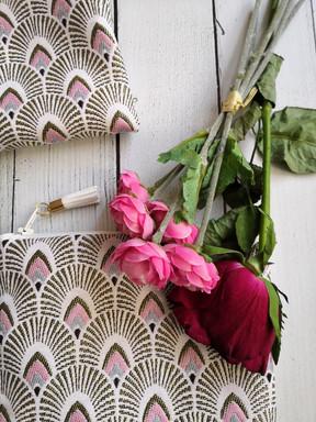 Pochette PaGaTou rose