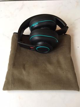 Pochette PaGaTou pour casque audio