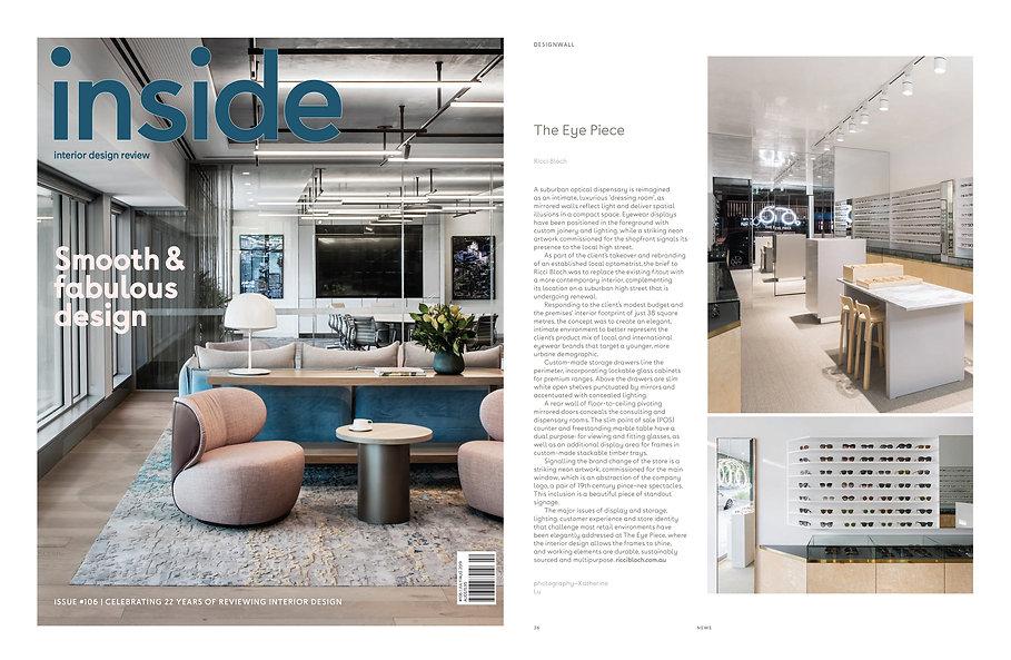 Inside Interor Design Review
