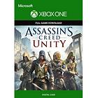 Jeu Assassin's Creed Unity sur Xbox One & Series (Dématérialisé)
