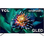 """TV QLED 50"""" TCL 50AC710 (4K UHD, Dolby Vision, Android TV) (+ 44.99€ offerts pour les membres CDAV)"""