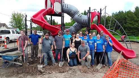 Volunteers at Park.jpg