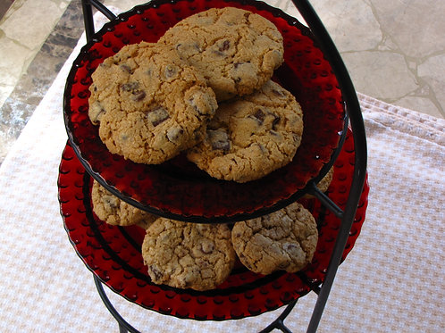Delicious Home Baked Cookies From the gourmet cookie