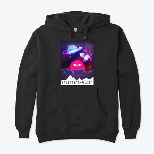 Eco Friendly Abandoned Planet Hoodie