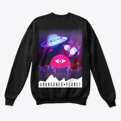 Abandoned Planet Classic Crewneck Sweatshirt