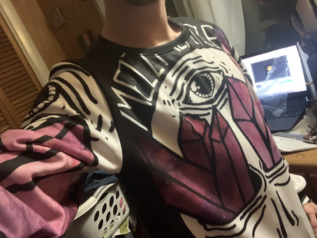 The Mezzmerize sweatshirt came in, now what's next?