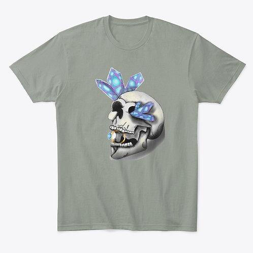 Crystal Skull Tri Blend
