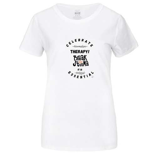 Celebrate Therapy   Graphic Tee