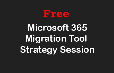 Book a M365 Migration Strategy Session