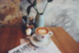 koffie cappuccino vanille ijs