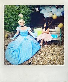 princess party london