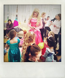 princess party london