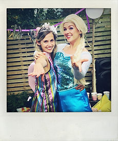 adult princess party london