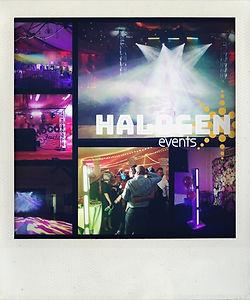 halogen events