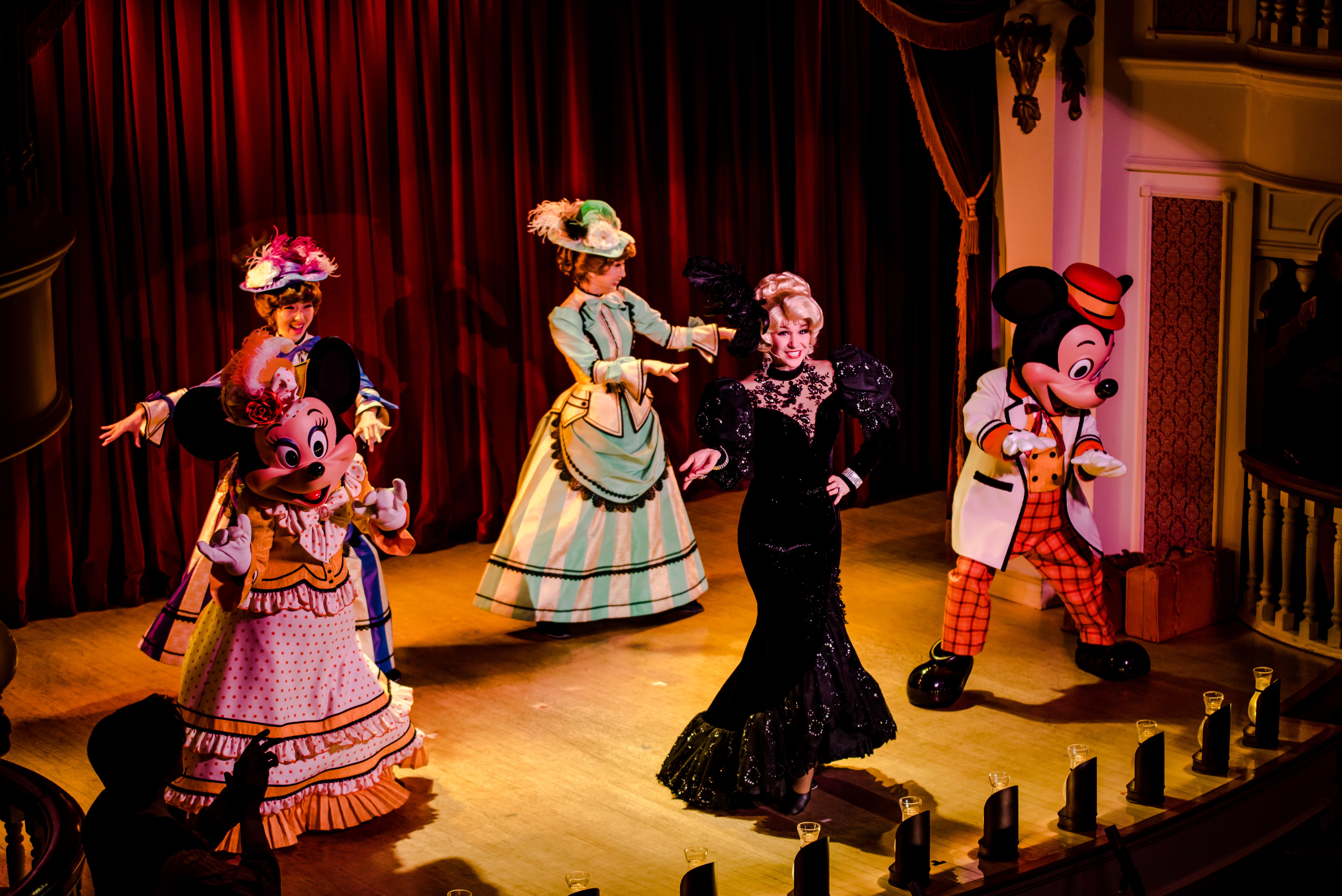 Mickey & Company at Tokyo Disney Resort