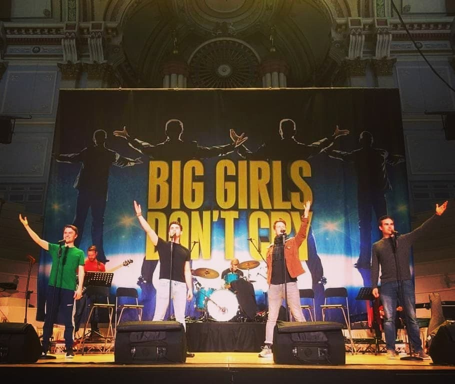 Big Girls Don't Cry, National Tour