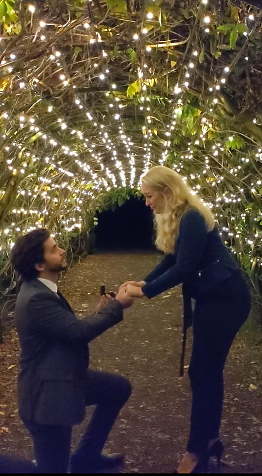 a real life fairytale come true