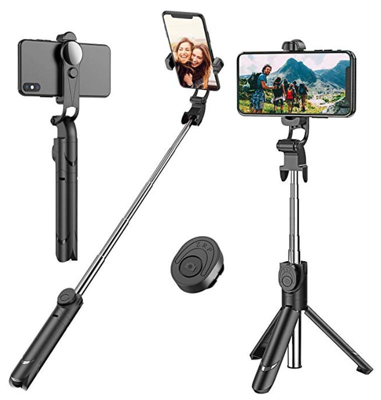 Multi-Purpose Selfie Stick