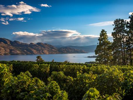 Le charme de l'Okanagan Valley!