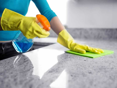 VIRUSES - Are you Killing Germs or just Spreading them Around?