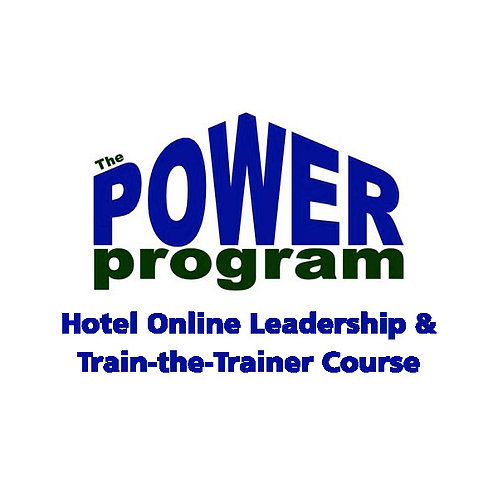 P.O.W.E.R.™ Online Hotel Leadership & Train-the-Trainer Course