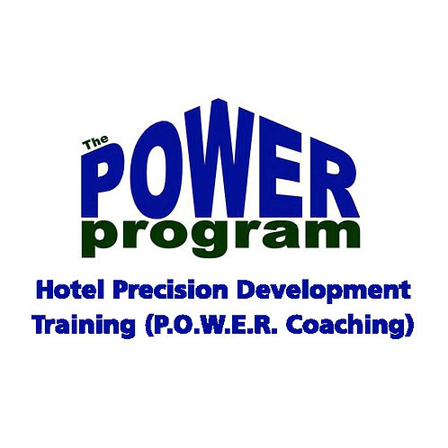 P.O.W.E.R.™ Hotel Precision Development Training Pkg. (POWER Phase 3) English