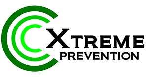 Xtreme Prevention Logo Small - Total Whi
