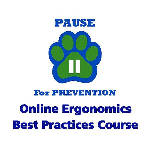 Ergonomics Best Practices Course