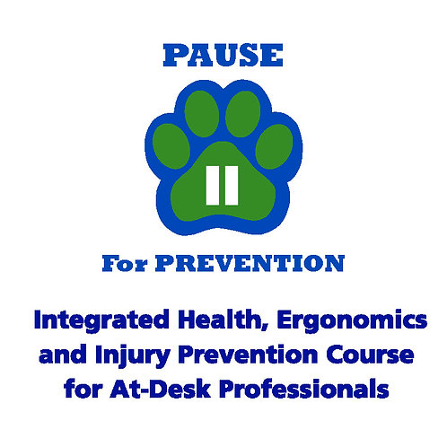 P.A.U.S.E.™ for Prevention At-Desk Professional Training Course