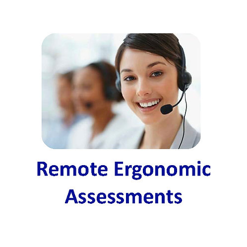 Remote Ergonomics Assessments
