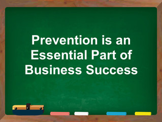 The Case for Prevention
