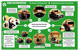 PAUSE For Prevention - #55a At-Desk Prof