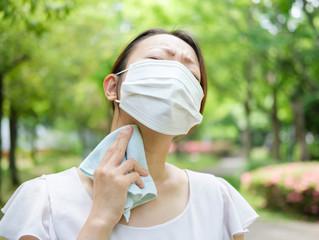 Heat Stress & Face Masks