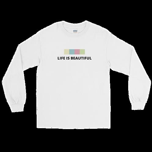 LIB Long Sleeve - White