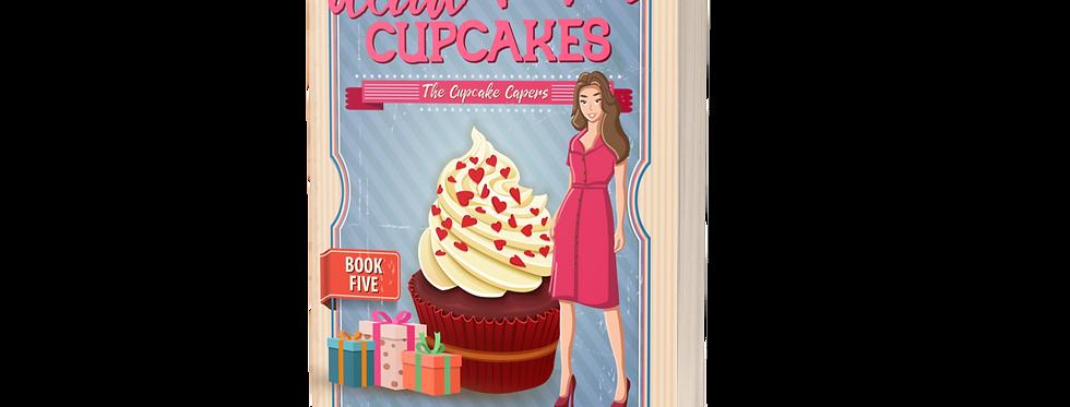 Dead Velvet Cupcakes - Cozy Mystery