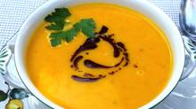 Kürbissuppe orientalisch
