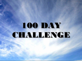 Writing Every Day: The 100 Day Challenge