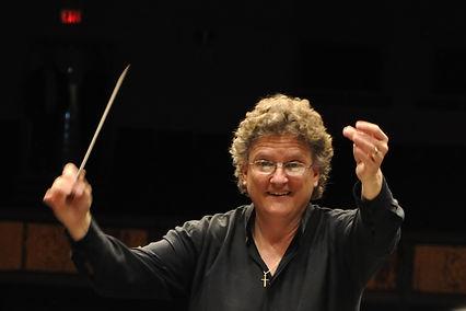 Daniel Warren, Chef d'orchestre