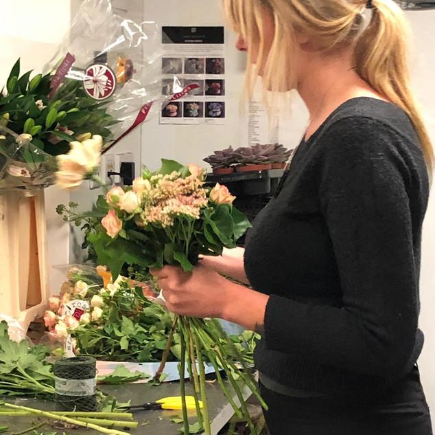 Zesty Tuesday Flowers