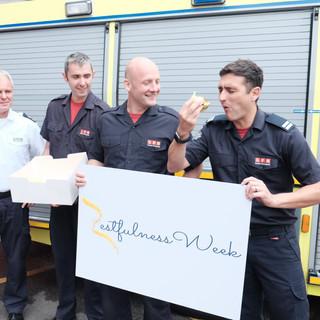 Zesty firefighters