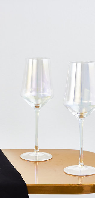 Wine Glass / hologram