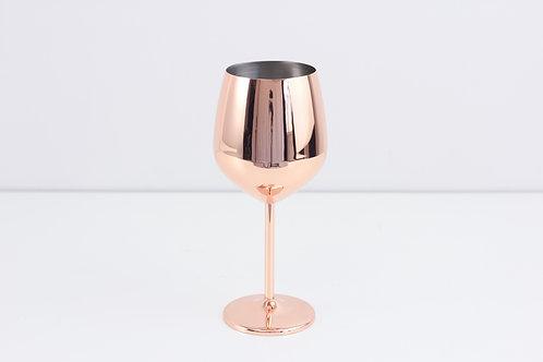 แก้วสแตนเลส ค้อคเทล rose gold
