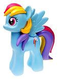 207600000 My Little Pony Bath Foam Figur