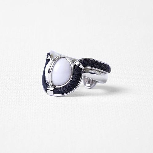 Кольцо OCULUS с кахолонгом