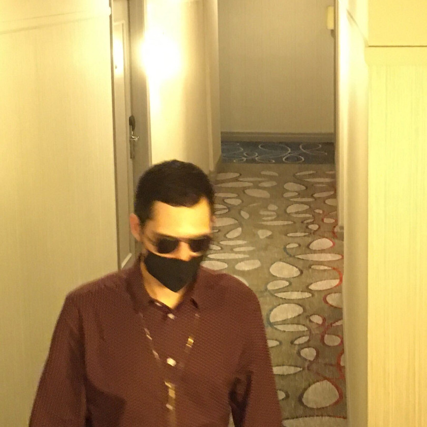 YUKON in hotel - airsoft military simulation espionage spy larp role playing game blackline simulations certain aperture
