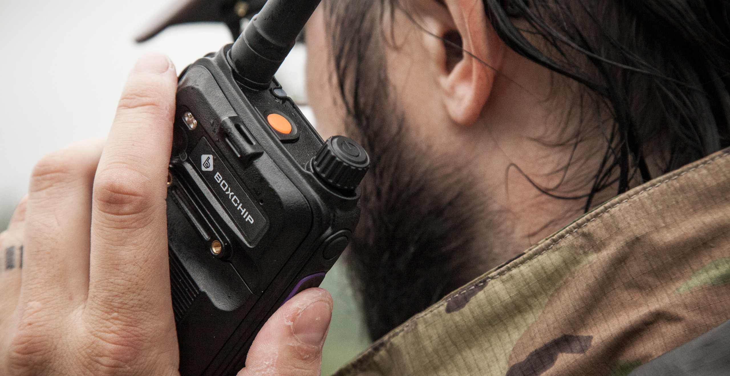 Boxchip S900B Zello tactical accessories poc radio blackline simulations milsim airsoft review