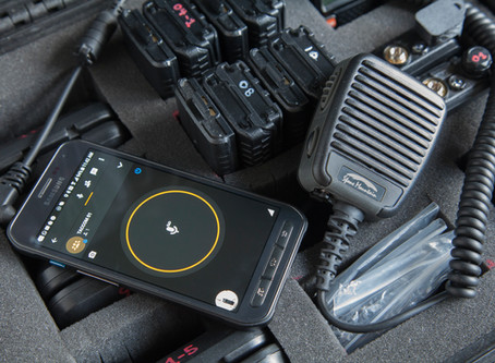Tactical Zello Accessories for Military Simulations